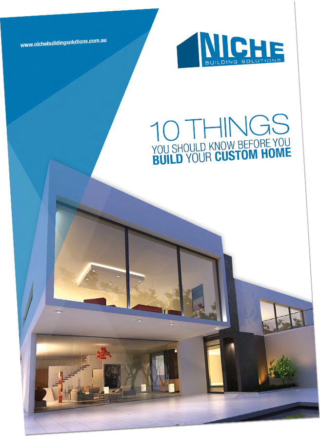 10 things you should know niche building solutions for Things to know when building a house